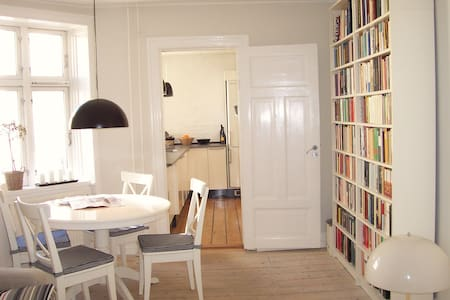 Nice Large Apartment Close to City Center - Kopenhagen