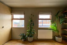 Bright, Spacious One-Bed in Hackney