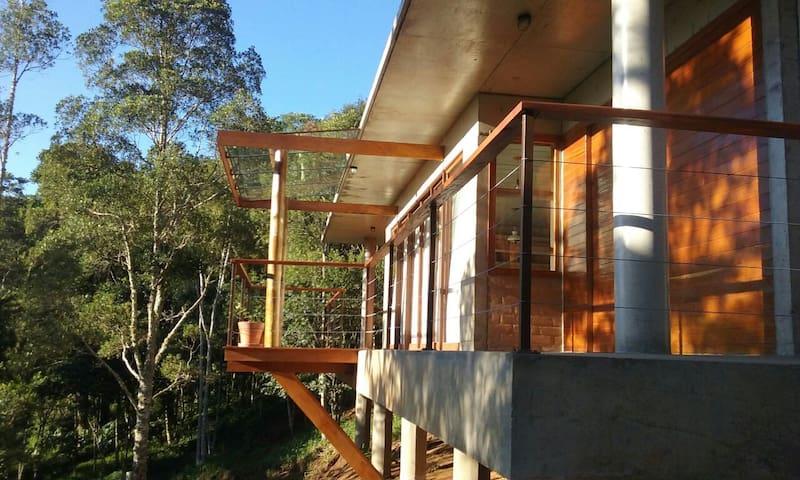 Casa em Gonçalves - 4 Pessoas - Gonçalves - Blockhütte