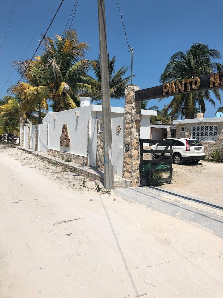 Panto-Ha beach