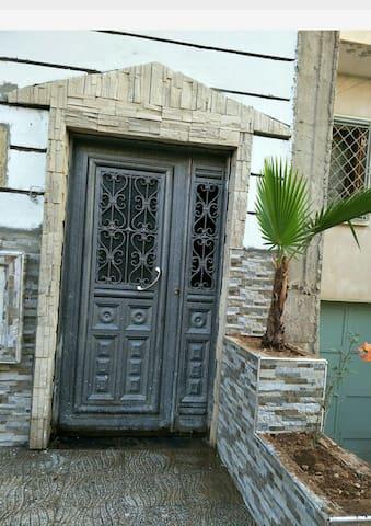 Appartement  équipé neuf au centre de Tlemcen .