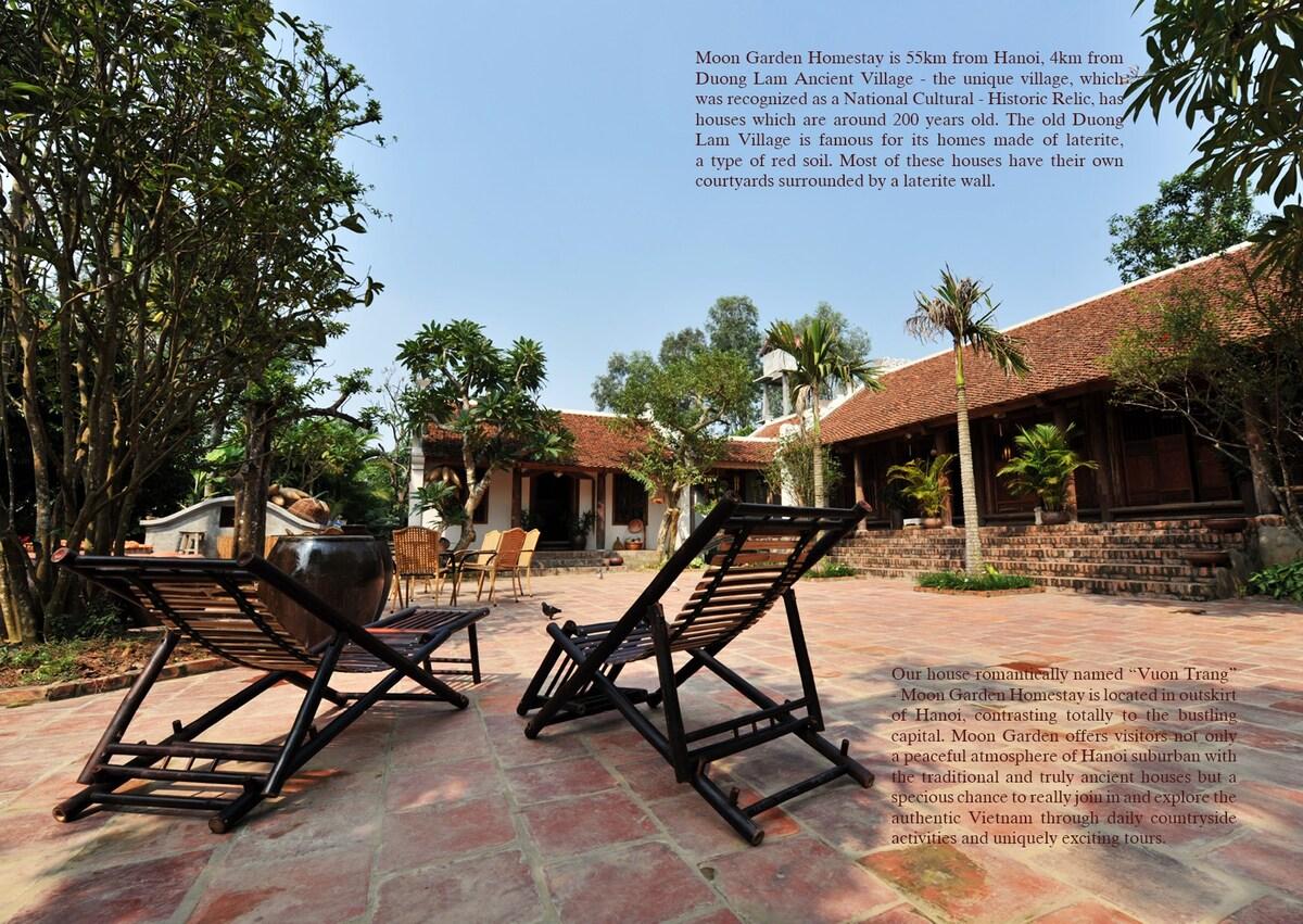 Moon Garden Homestay   Houses For Rent In Hanoi (Ha Noi), Hà Nội, Vietnam