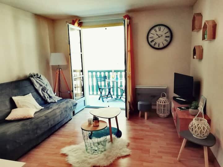 Appartement cosy à Cauterets proche centre ville