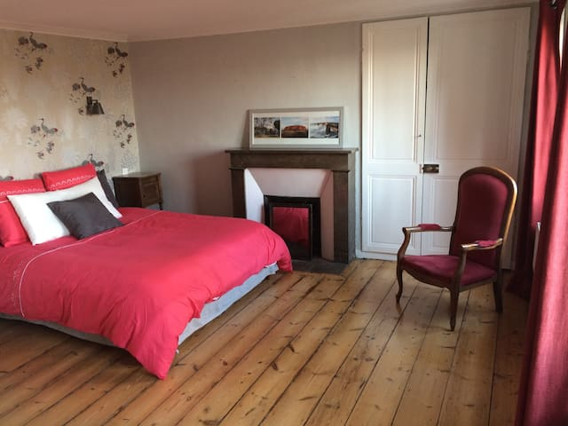 2 chambres, 5 pers, Hyper Centre - Boulogne-sur-Mer - House