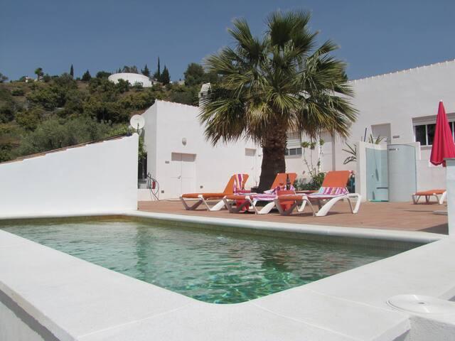 Casa Los Dos,  een b&b met adembenemend uitzicht