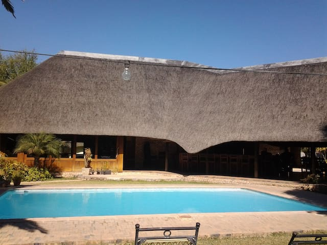 Ombinda Country Lodge, Namibia