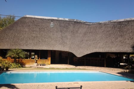 Ombinda Country Lodge, Namibia - Outjo