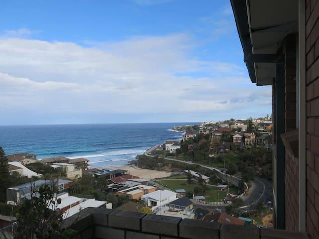 Stunning sun-filled beach side apartment - Tamarama