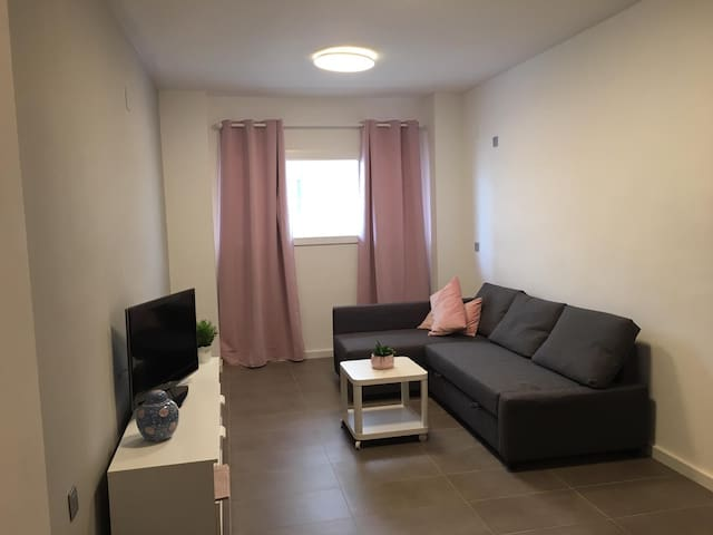 Modern apartment-6PAX-15min from La Fe-Valencia