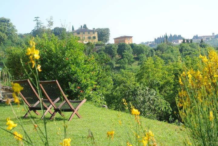 Villa Caprera Monastero