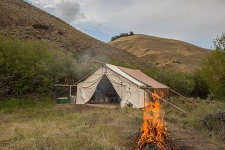 Rocky Mountain Elk Camp - Challis - 帐篷