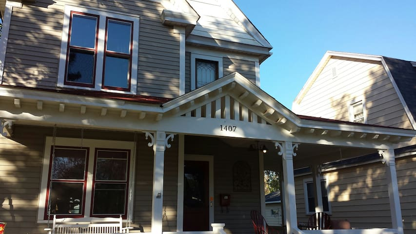 Charming St. Paul Victorian - Saint Paul - Haus