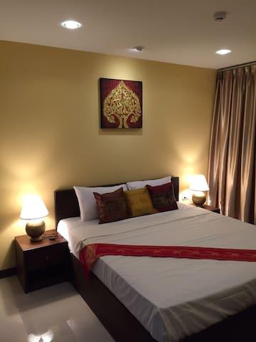 Triple Room at the Lai Thai Luxury Condominiums