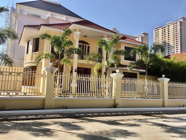 Borey Sopheakmongkol Villa H111 Chroy Changva