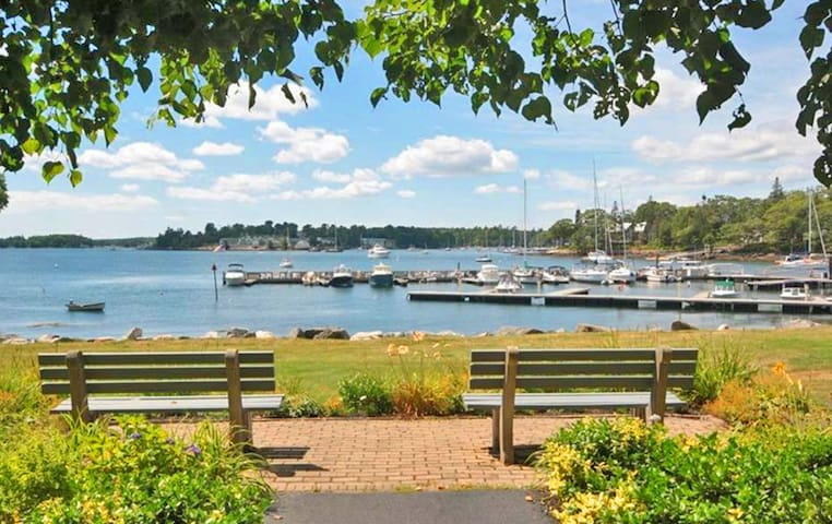 Beautifully Renovated  - Downtown Boothbay Harbor