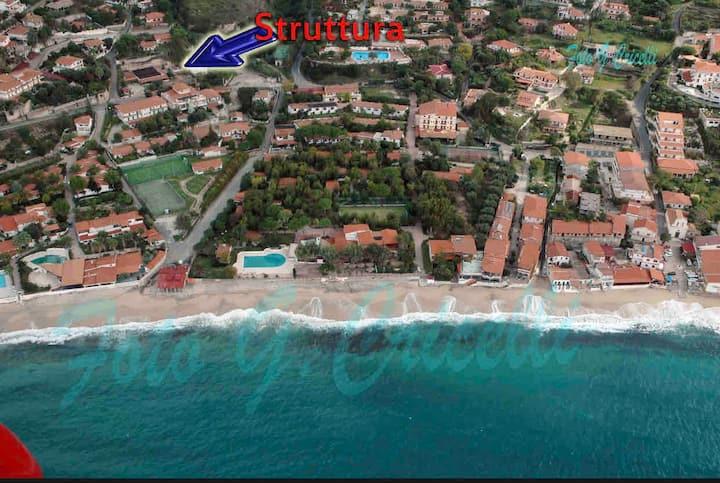 Appartamento vacanza  150 mt dal mare