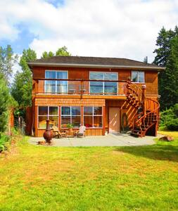 Oyster Bay Beach House - Ladysmith Harbour - Ladysmith - Kabin