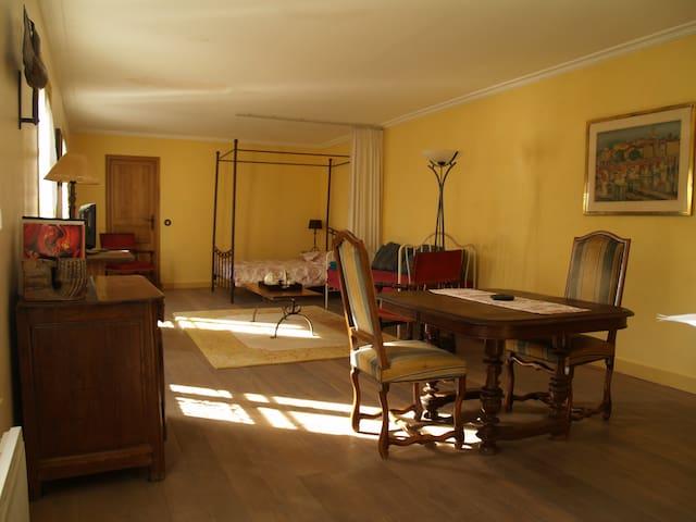 Appartement d'hote authentique proche Paris - Épinay-sur-Orge - Byt
