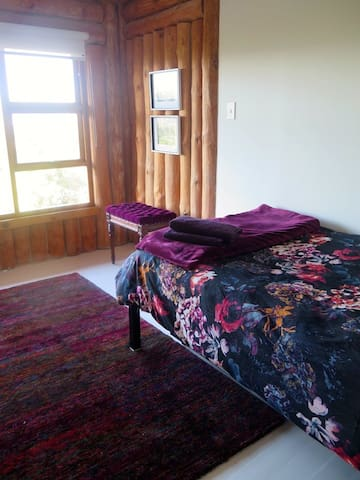 Room 3 with 3/4 xtra length bed and divan under the bed