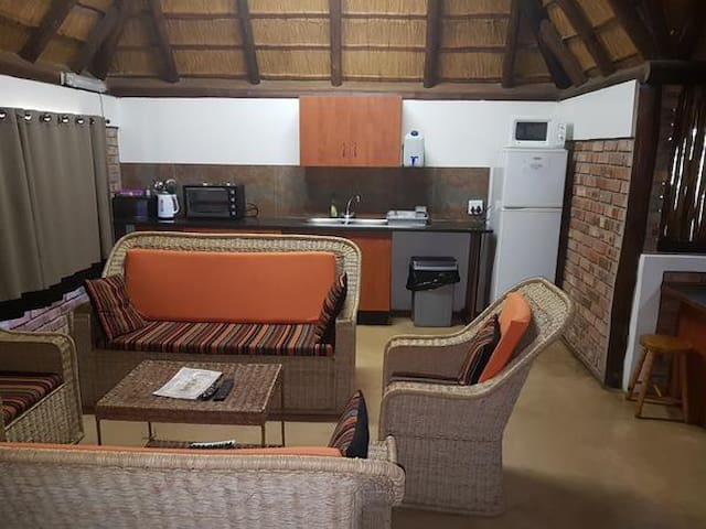 River Hill Lodge - 3 Bedroom Self-Catering Chalet