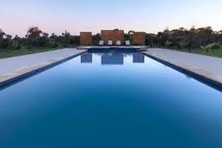 Villa resort accommodation