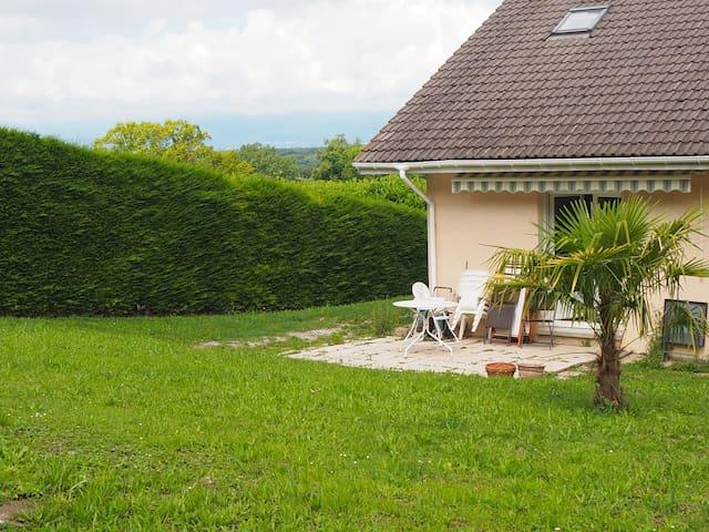 Chambre à louer Massongy (Genève)