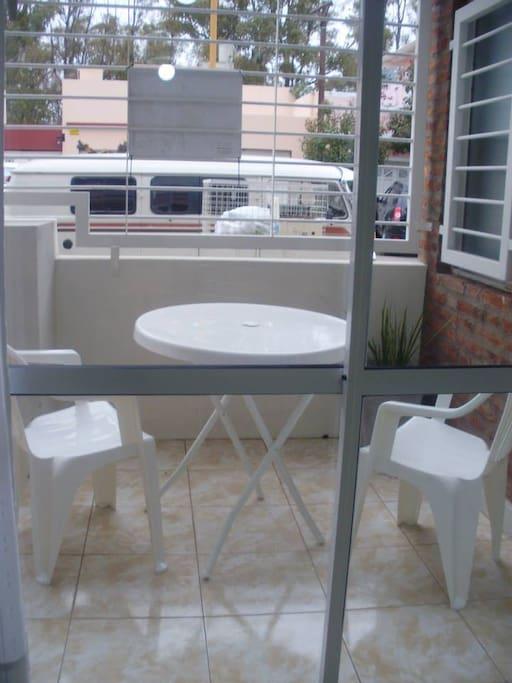 Patio / balcon