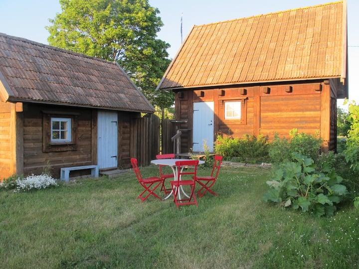 Sommarboende på Gotland, veckouthyrning