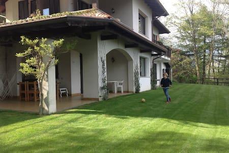 Porzione di villa sulle alture del Lago Maggiore - Gignese - Villa