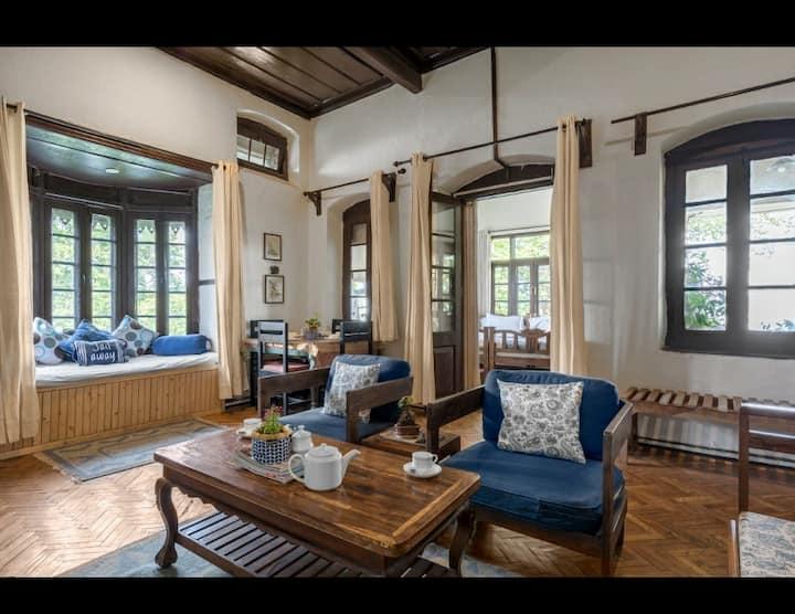 Kashi Villa2  A British Villa in heart of Kasauli