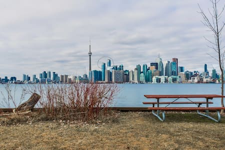 48th Fr Downtown Toronto beside CN Tower,City View - Toronto - Apartment