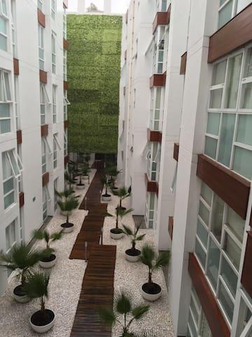 Habitación en zona centrica de la Ciudad de México - Ciudad de México - Apartment