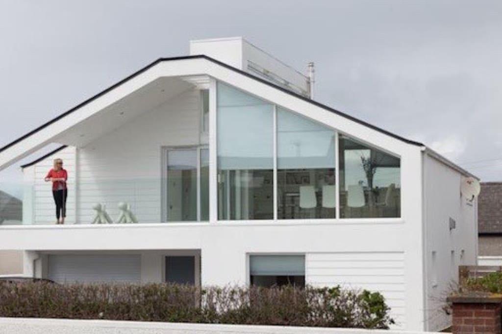 causeway coast rentals - the white house portrush