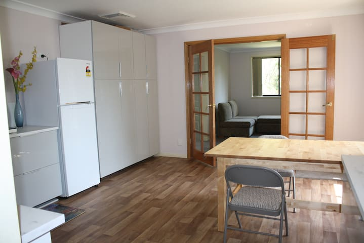 Spacious Granny Flat within a Family Home