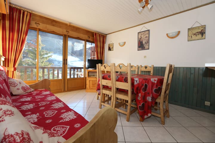 ROYALN19 - 3 rooms 6 people 3* exposed east - VALLOIRE
