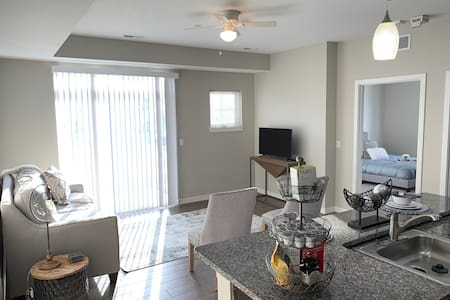 New Luxurious Condo Minutes away from Downtown-101