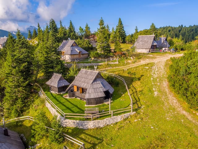 For lovers of sunsets -Chalet Resa Velika planina
