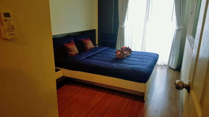Phuket Patong Beach 1 Bedroom Pool+Sauna+GYM-N2