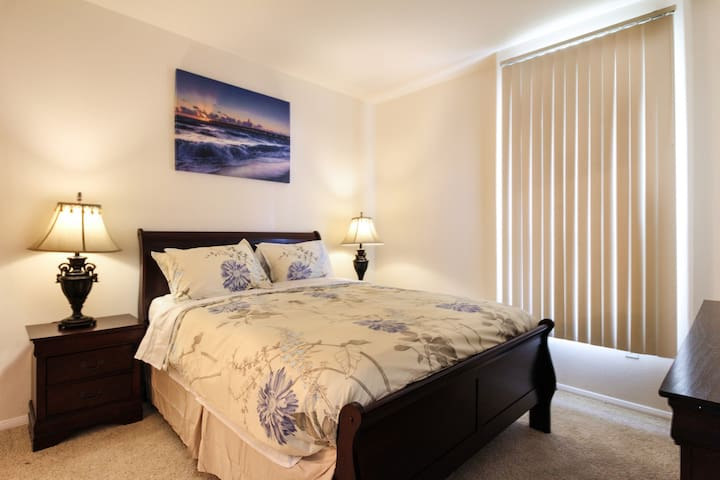 Second bedroom – Spacious and chic