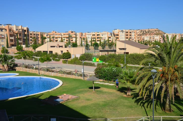 Luxury 2 bedroom 2 bathroom apartment La Tercia
