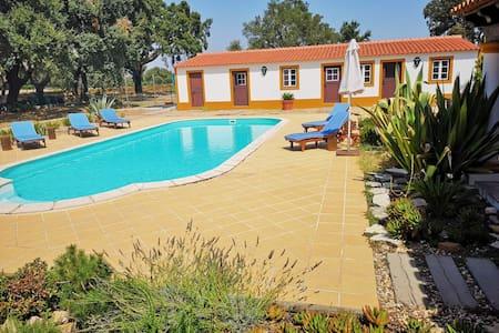 Portugal - Litoral Alentejano - Casa de Campo