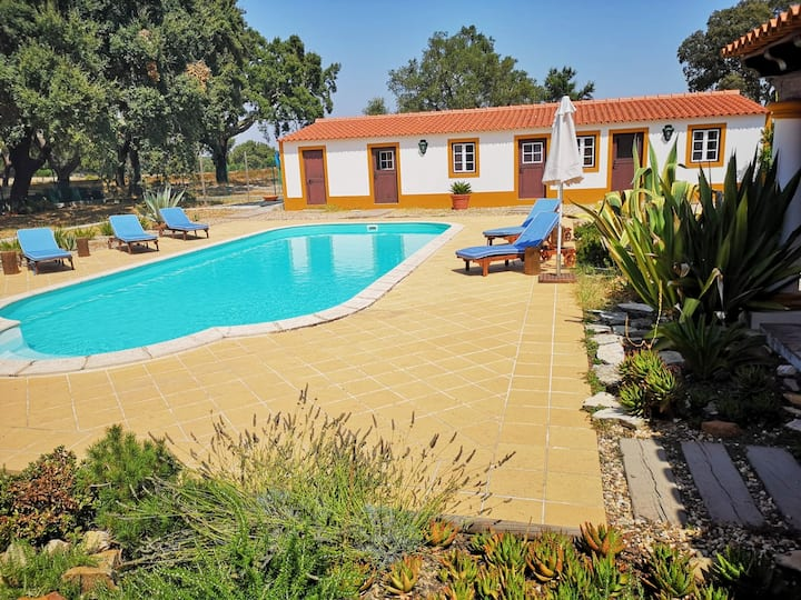 Portugal - Litoral Alentejano - Casa no Campo