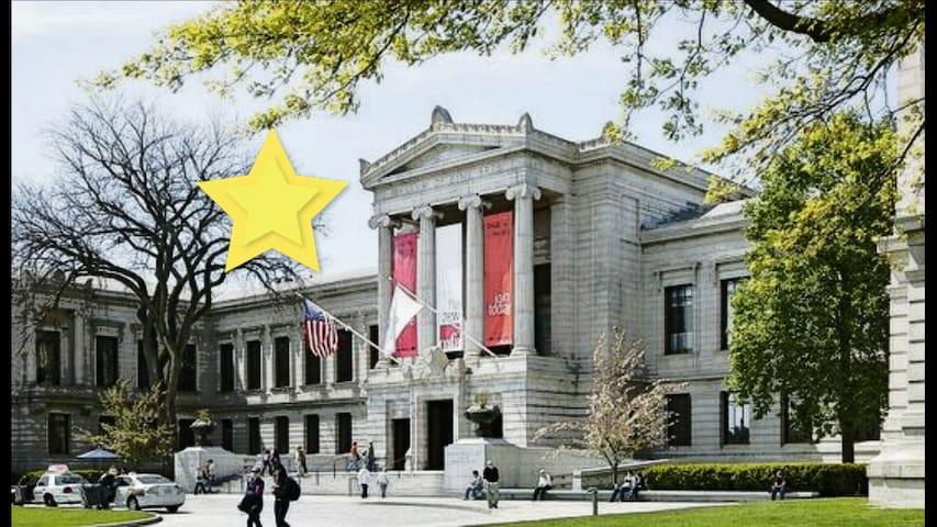 Boston Harvard Medical Northeastern campus Museum