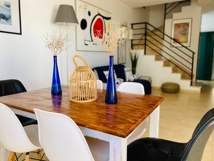 Cozy 3 bedrooms house in Lanzarote Costa Teguise