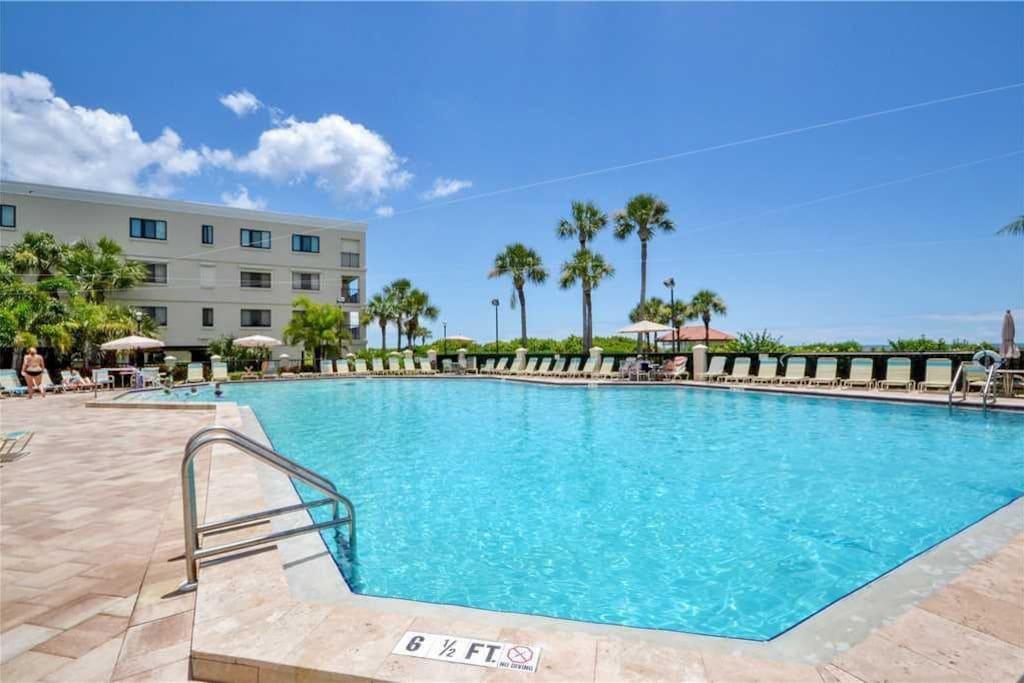 Beautiful large heated pool