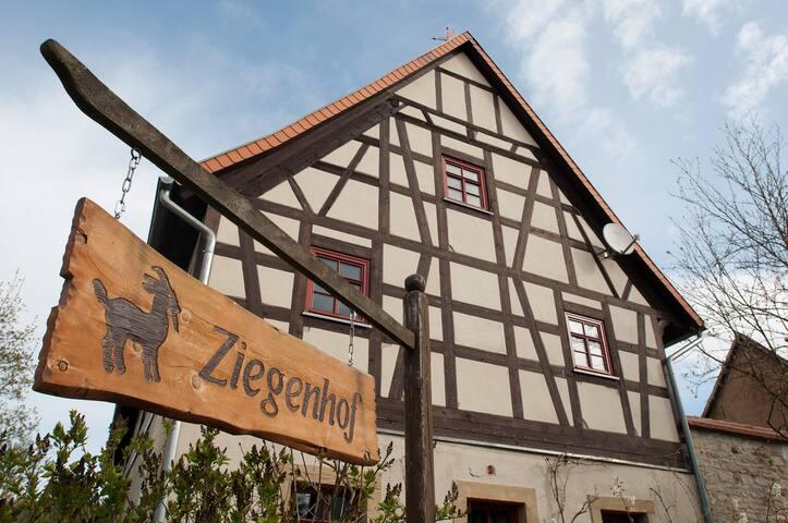 Ziegenhof Schleckweda: auch für Seminargruppen