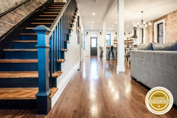 Beautiful and Spacious 3BR Newly Renovated Home
