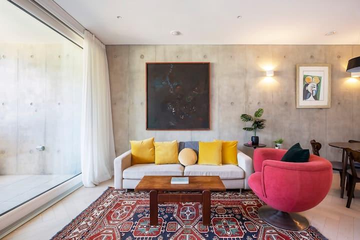 Eco Luxe Suite in Australia's greenest Building