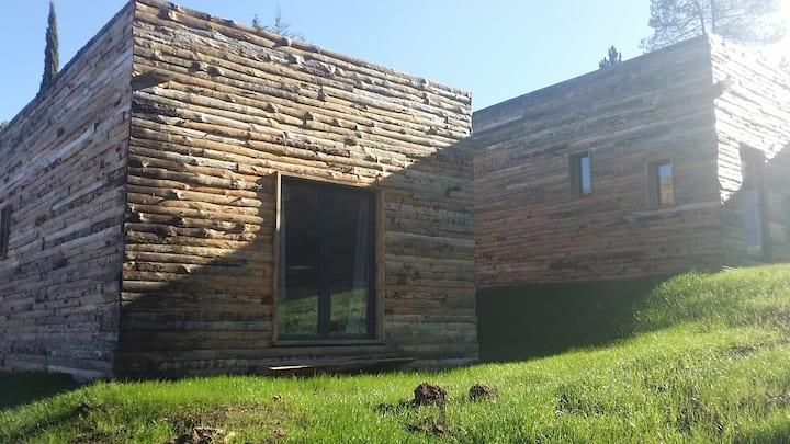 Eira do Vez - Bungalow for Nature Lovers
