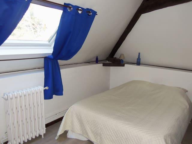 Chambre 4 - 1 lit double